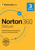 Norton 360 Deluxe (3 Devices / 1 Year)