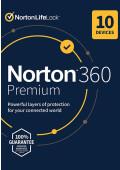 Norton 360 Premium (10 Devices / 1 Year)