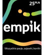 Empik Prepaid - 25 PLN - PL