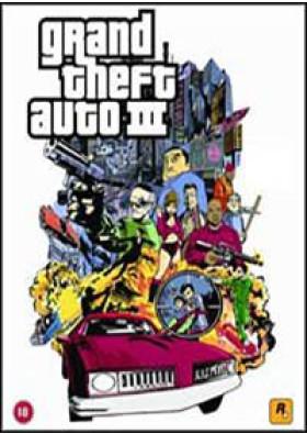 Grand Theft Auto - GTA - III