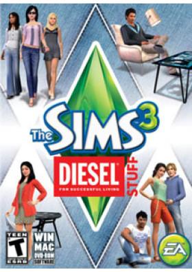 The Sims 3: Diesel Akcesoria