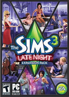 The Sims 3: Po zmroku