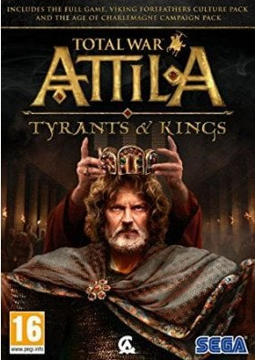 Total War: ATTILA - Tyrants & Kings - Królowie i Tyrani