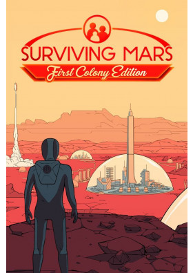 Surviving Mars - Edycja First Colony