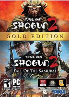 Total War: SHOGUN 2 GOLD
