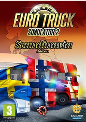 Euro Truck Simulator 2: Skandynawia