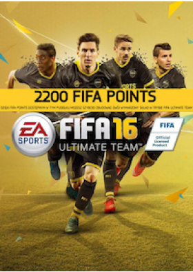 FIFA 16 - 2200 Ultimate Team Points