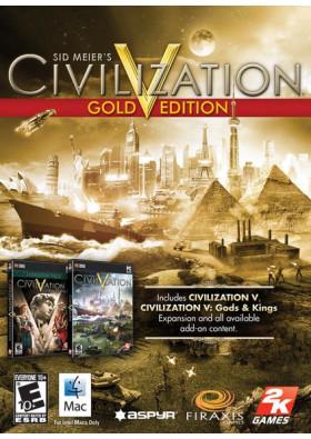 Sid Meier's Civilization V - Złota Edycja