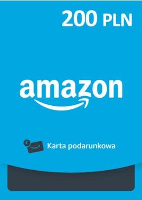 Amazon Pre-paid - 200 PLN - PL