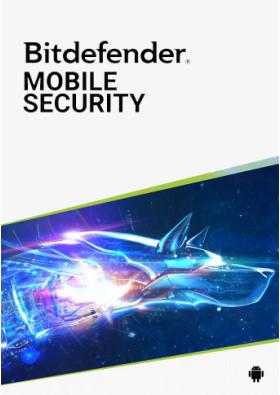 Bitdefender Mobile Security for Android (1 urządzenie / 1 rok)