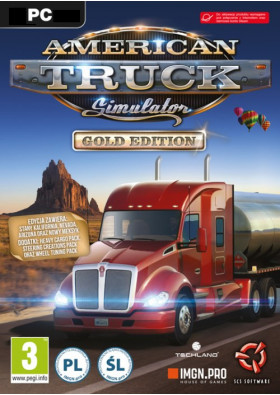 American Truck Simulator - Złota Edycja