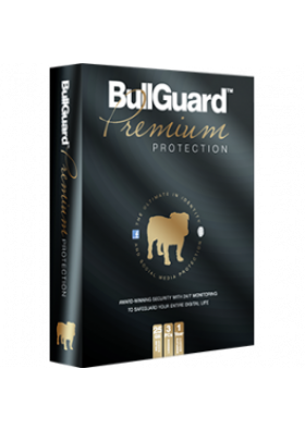 BullGuard Premium Protection 3 PC / 1 YEAR