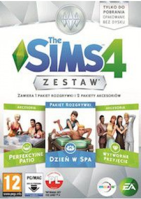 The Sims 4 - Zestaw 1