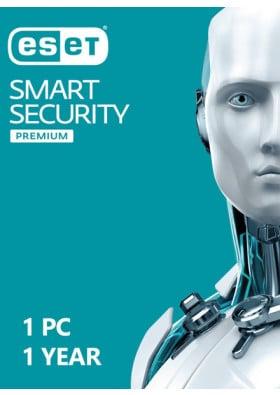 ESET Smart Security Premium (1 PC / 1 rok)
