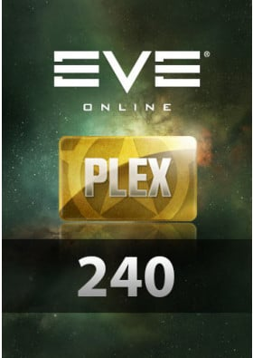 EVE Online Prepaid - 240 PLEX