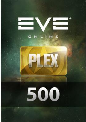 EVE Online Prepaid - 500 PLEX