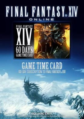 Final Fantasy XIV Prepaid - 60 Days Game Time EU
