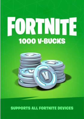Fortnite 1000 V-Bucks Gift Card