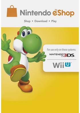 Nintendo eShop Pre-paid - 120 PLN