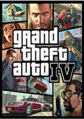 Grand Theft Auto - GTA -  IV