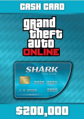 Grand Theft Auto Online Prepaid - $200,000