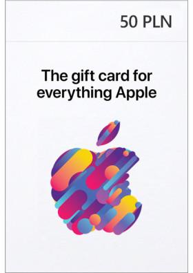 iTunes Prepaid 50 PLN