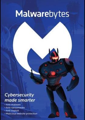 Malwarebytes MBAM Anti-Malware Premium 1 UŻYTKOWNIK / 1 ROK