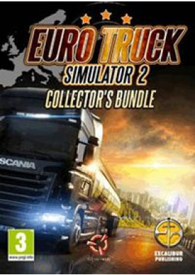 Euro Truck Simulator 2 Collector's Bundle