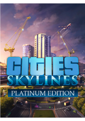 Cities Skylines - Platinum Edition