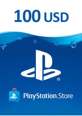 Playstation Network Prepaid - $100 - USA