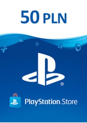 PlayStation Network Prepaid 50 PLN