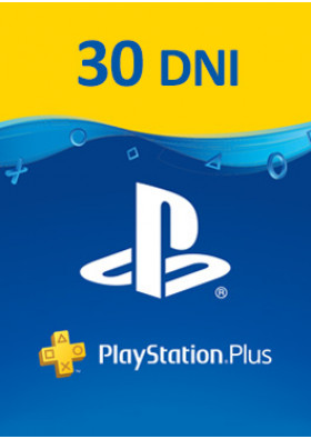 PlayStation Plus 30 dni PL