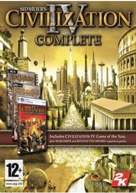 Sid Meier's Civilization IV The Complete Edition
