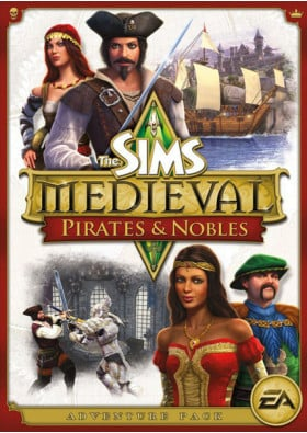 The Sims Medieval: Piraci i Bogaci