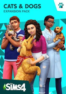 The Sims 4: Psy i koty