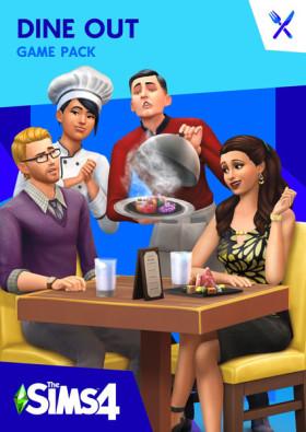 The Sims 4: Zjedzmy na mieście