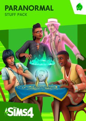 The Sims 4: Zjawiska paranormalne