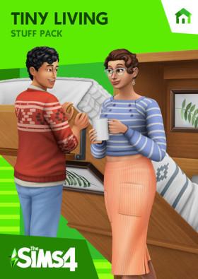 The Sims 4: Kompaktowe wnętrza