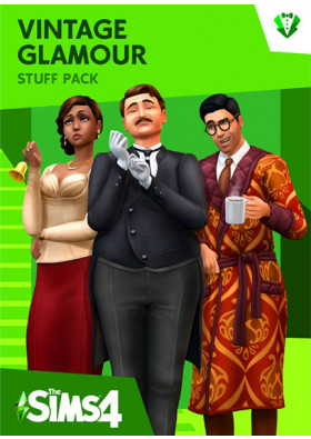 The Sims 4: Styl dawnych lat