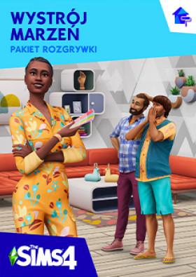 The Sims 4: Wystrój marzeń