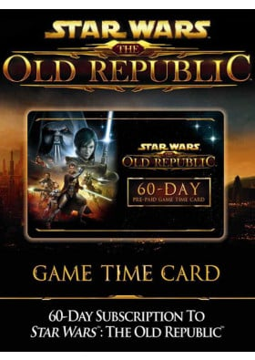 Star Wars: The Old Republic - 60 Days Pre-Paid
