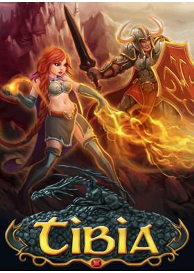 Tibia Premium - 30 Days Pre-paid