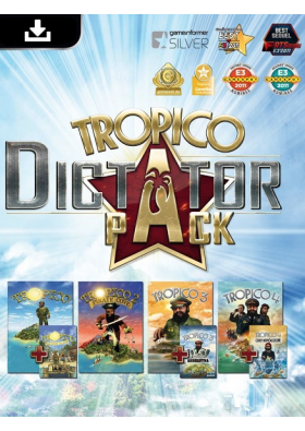 Tropico Dictator Pack (1-4)