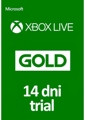 Xbox Live Gold 14 Dni (Trial)