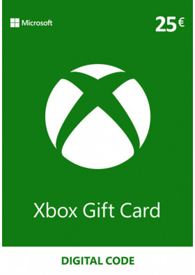 Xbox Prepaid - 25€ - EU
