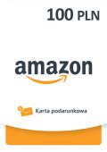 Amazon Pre-paid - 100 PLN - PL