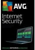 AVG Internet Security 1 PC / 1 YEAR