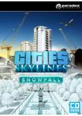 Cities: Skylines - Snowfall DLC