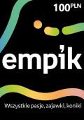 Empik Prepaid - 100 PLN - PL