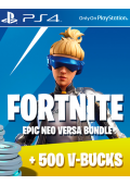 Fortnite Neo Versa Bundle + 500 V-Bucks